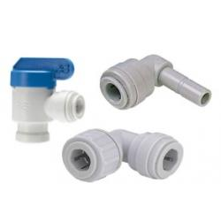 Push Fittings & Connectors