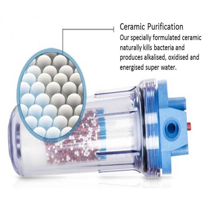 Active Ceramics Small Whole House Filter System