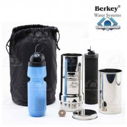 Go Berkey (0.95 L) Portable Gravity Water Filter System