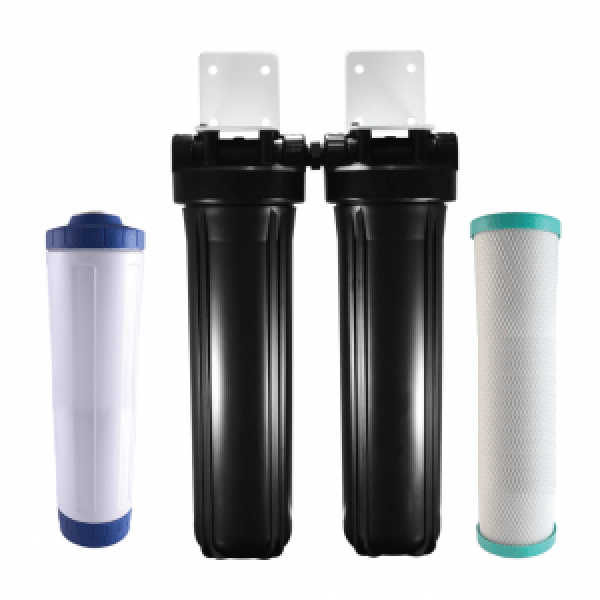 Osmio PRO-II-XL Advanced Whole House Water Filter System