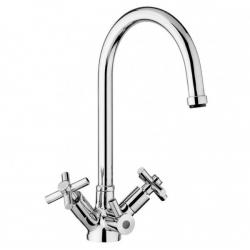 Osmio Kensington Chrome 3-Way (Tri-flow) Kitchen Tap