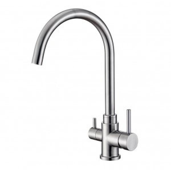 Osmio Bella 304 Stainless Steel 3-Way (Tri-flow) Kitchen Tap