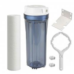 """UV Pre-Filter System 2.5"""" x 10"""" Clear"""
