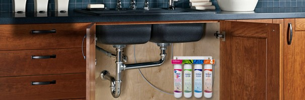 RS4000 undercounter water filter