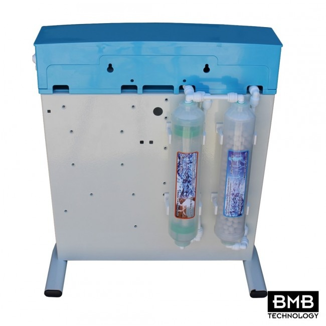 BMB Reverse Osmosis Filter Rear View