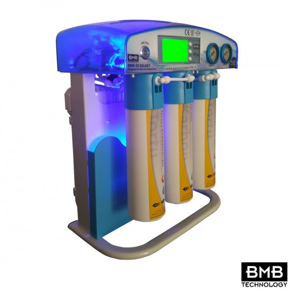 Direct Flow Reverse Osmosis Water Filter Tankless Ro Systems