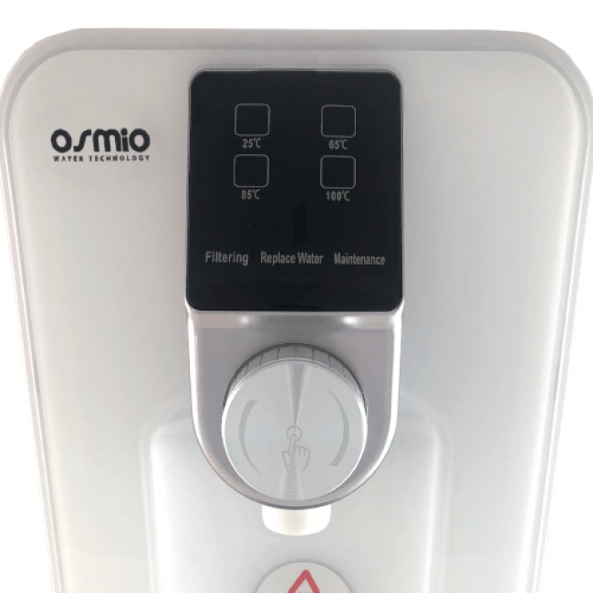 osmio zero ip countertop reverse osmosis water filter