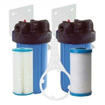 chloramine water filter