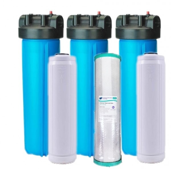 whole house water filter system uk