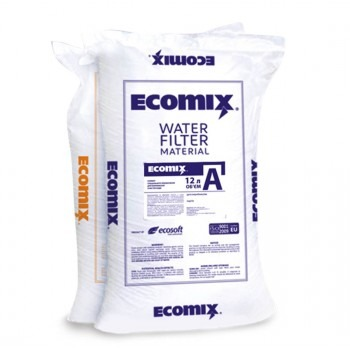 Ecomix Iron & Manganese Filter - Replacement Media