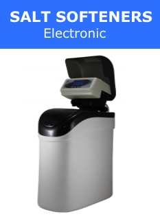 Salt Water Softeners - Electronic