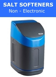 Salt Type Water softeners - Non Electronic