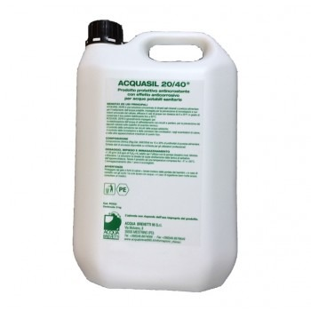 Acquasil 20/40 liquid water Softener refill