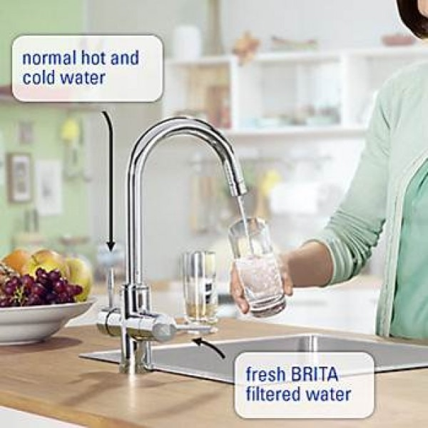 Brita Talori Water Filter Tap Kit