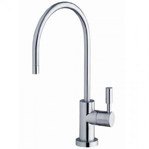 Osmio SwanNeck Chrome Water Filter Tap